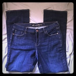 Old Navy Sweetheart Bootcut Dark Wash Jeans